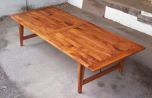 Image Result For Wood Bench Table